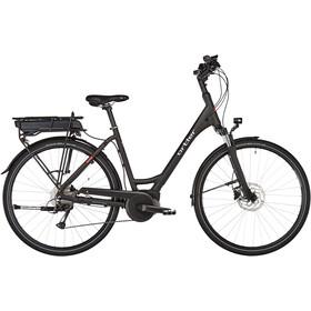 Ortler Tours Nyon - Vélo de trekking électrique - Wave noir
